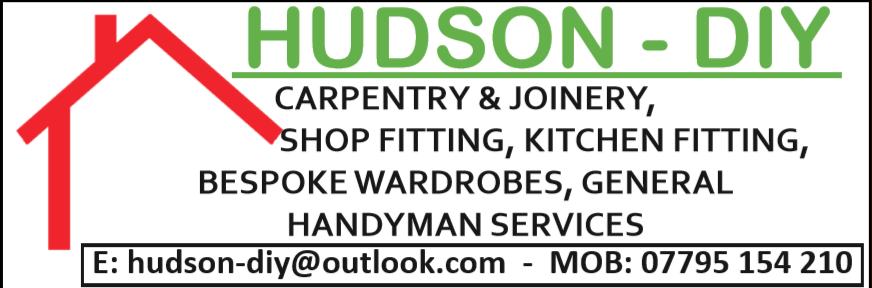 Hudson DIY