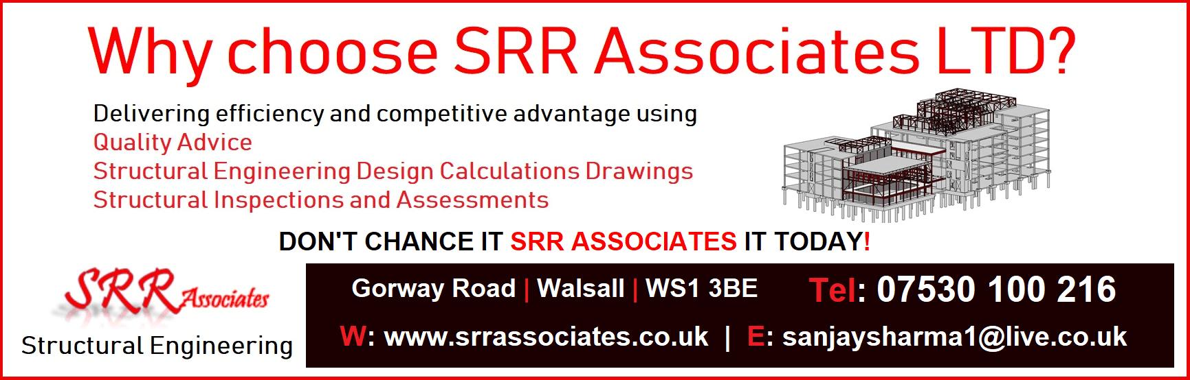 SRR Associates Ltd