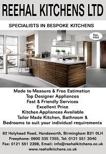 Reehal Kitchens Ltd
