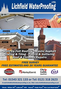 Lichfield Waterproofing