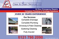 Clear & Clean